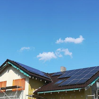 Privātmāja Rāmava 10kw 2018 gads Solaredge sistēma