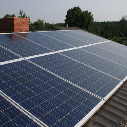 Dobele privātmāja 4kw saules elektrostacija 2017 gads SMA sistēma