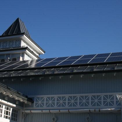 Jūrmala privātmāja 5,5kw saules elektrostacija 2016 gads SMA sistēma
